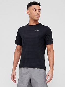 nike-miler-running-top-black