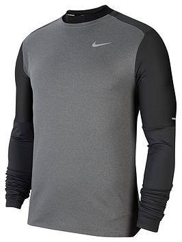 nike-element-long-sleeve-running-top-grey