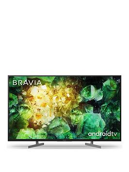 sony-bravia-kd49xh81-49-inch-4k-hdr-ultra-hd-android-smart-tv-with-voice-remote-black