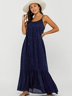 accessorize-sequin-maxi-dress-navy
