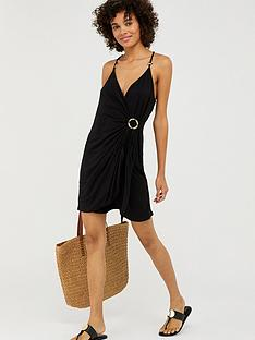 accessorize-jersey-ring-detail-dress-black
