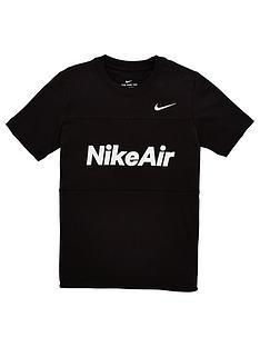 nike-air-older-boys-t-shirt-black-black