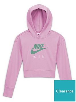 nike-airnbspolder-girlsnbspcrop-hoodie-pink
