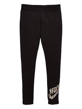 nike-older-girlsnbspfavourite-printed-legging-black