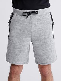 superdry-gymtech-shorts-light-grey-marl
