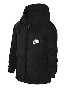nike-older-filled-jacket-black