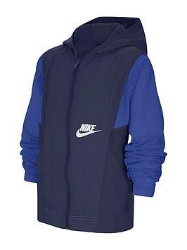 nike-older-boys-woven-jacket-navy