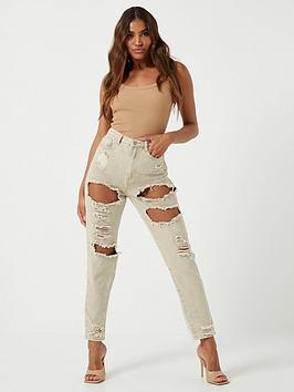 missguided-missguided-riot-high-rise-extreme-ripped-mom-jeans
