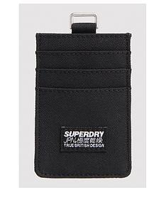 superdry-fabric-card-wallet-black