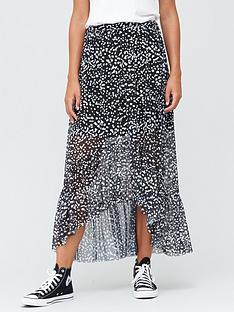 v-by-very-mesh-midi-skirt-polka-dot