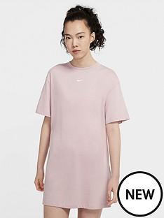 nike-nsw-essential-t-shirtnbspdress-pinknbsp