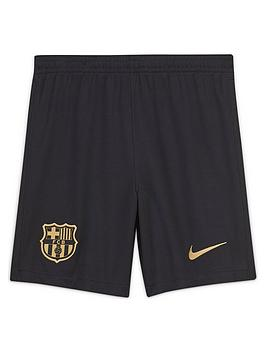 nike-youth-barcelona-2021-away-shorts-blackgold