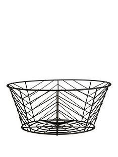 premier-housewares-iron-vertex-fruit-basket
