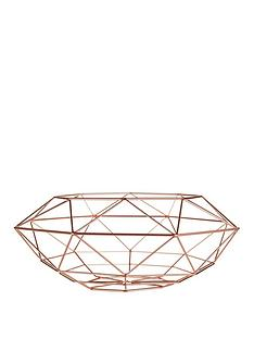 premier-housewares-iron-wire-vertex-fruit-basket-ndash-copper