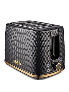 tower-empire-2-slice-textured-toaster-black