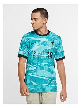nike-liverpool-fcnbsp2021-away-short-sleeved-shirt-greenblack