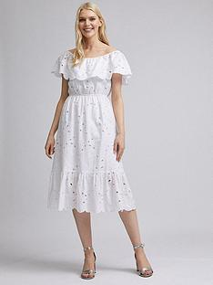 dorothy-perkins-occasion-dress-ivory