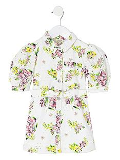 river-island-mini-mini-girls-floral-broderie-shirt-dress-white