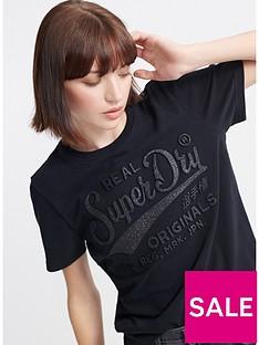 superdry-real-original-glitter-embossed-t-shirt-black