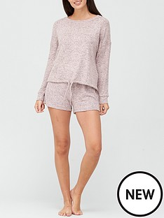 v-by-very-sweater-amp-short-lounge-set-multi
