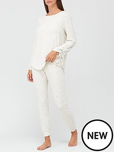 v-by-very-ruched-sleeve-top-amp-legging-lounge-set-white