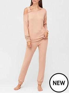 v-by-very-off-the-shoulder-lounge-set-camel
