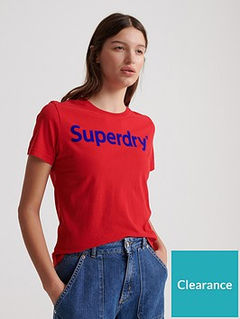 superdry-flock-t-shirt-red