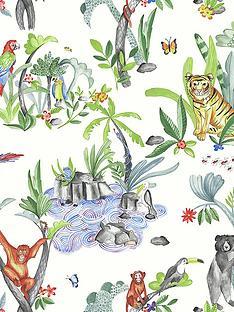 arthouse-jungle-mania-wallpaper