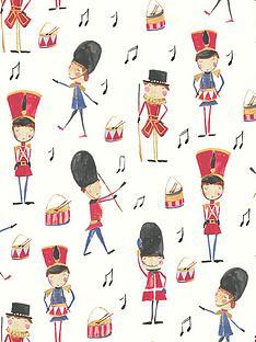 arthouse-drummer-boy-red-wallpaper