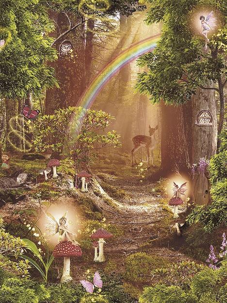 arthouse-magic-garden-wallpaper