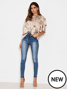 ax-paris-ax-paris-pink-floral-top