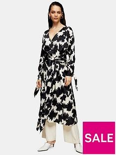 topshop-boutique-warp-floral-tie-midi-dress-mono