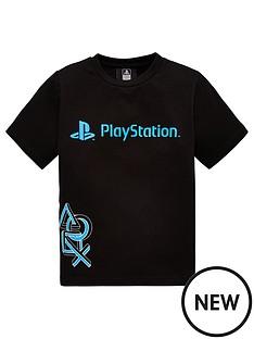 playstation-boys-playstation-logo-t-shirt