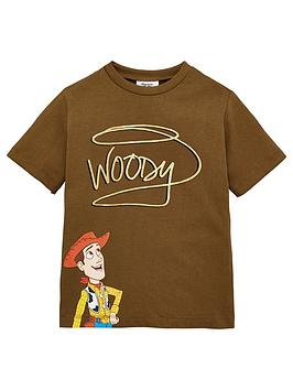 toy-story-boysnbspwoody-t-shirt-green