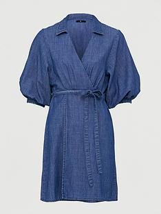 v-by-very-wrap-over-soft-denimnbspdress-mid-wash