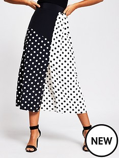 river-island-plain-and-pleat-midi-skirt-blackwhite