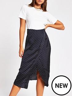 river-island-woven-jersey-mix-midi-dress-whitespot-print