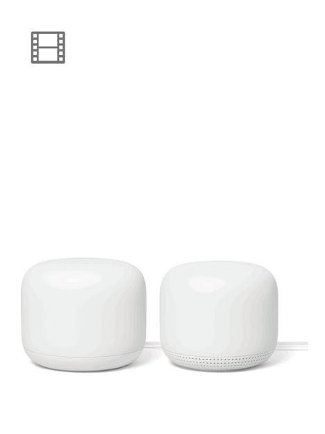 google-nest-wifi-2-pack