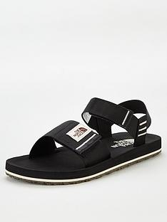 the-north-face-skeena-sandal-blackwhite