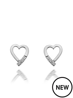 hot-diamonds-hot-diamonds-romantic-heart-stud-earrings