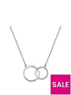 hot-diamonds-striking-circle-necklace