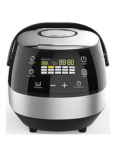 drew-cole-cleverchef-14-in-1nbsp5l-digital-multi-cooker-chrome