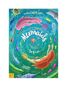 personalised-mermaid-storybook-for-children
