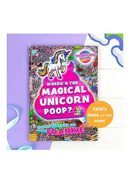 personalised-wheres-the-magical-unicorn-poop-book