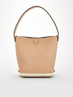 dune-london-danika-bucket-bag-camel