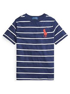 ralph-lauren-boysnbspstripe-big-pony-short-sleevenbspt-shirt-navy