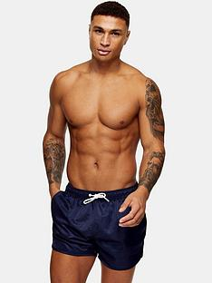 topman-considerednbspclassic-swim-shorts-navy