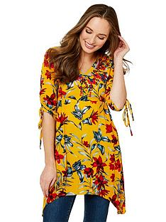 joe-browns-ultimate-beachy-tunic-yellow