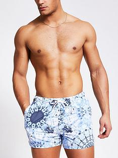 river-island-tie-dye-print-shorts-light-bluenbsp
