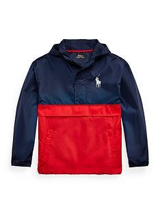 ralph-lauren-boys-lightweight-colourblock-pop-over-jacket-navy